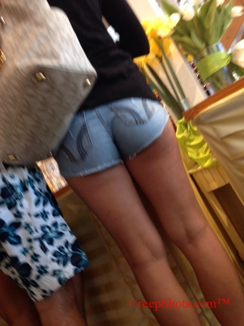 sexy hungry booty shorts shopping in Maine